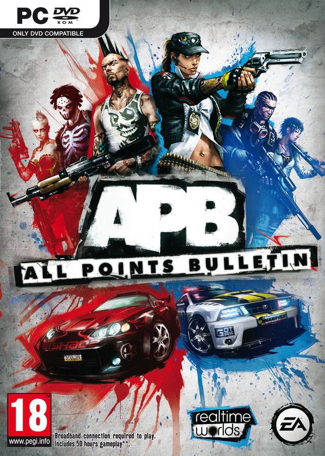 APB : Reloaded [MULTI/FRENCH] [ISO | PC] [FS] [US]