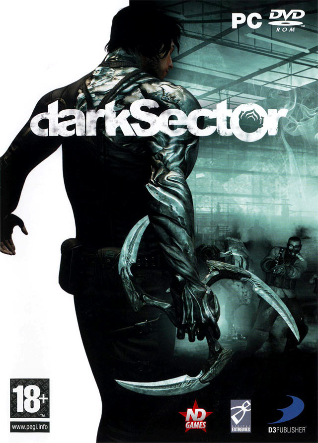 Dark Sector fr (2 DVD5) ( Net) preview 0