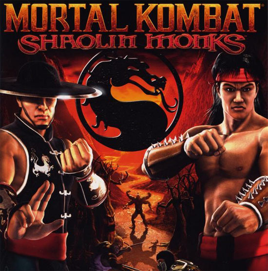 Mortal Kombat Shaolin Monks [ PC - PS2 ]
