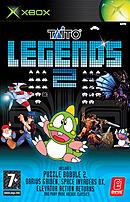 Xbox: les indispensables et autres coups de coeur. Jaquette-taito-legends-2-xbox-cover-avant-p