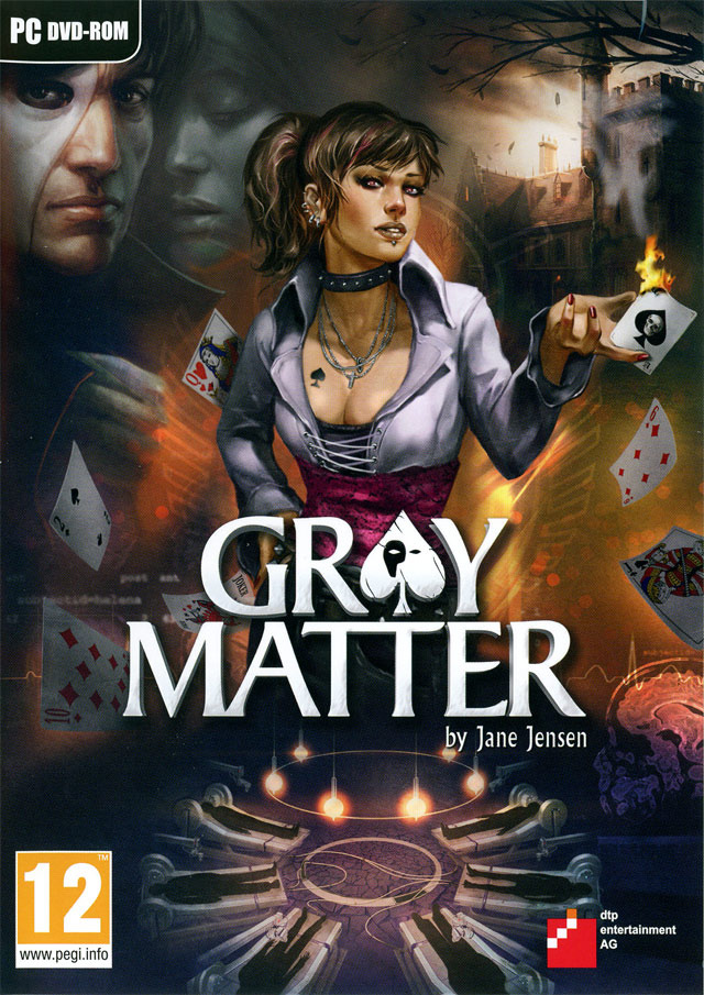 [UD] Jeu Gray Matter FRENCH [PC|VOSTFR]