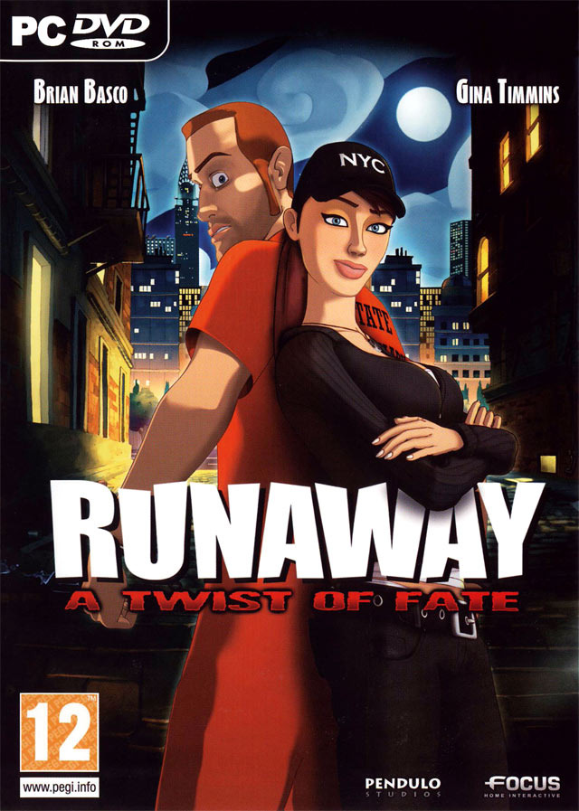 [Rs] Runaway : A Twist of Fate [FR] + [PATCH 1.05] + [CRACK]