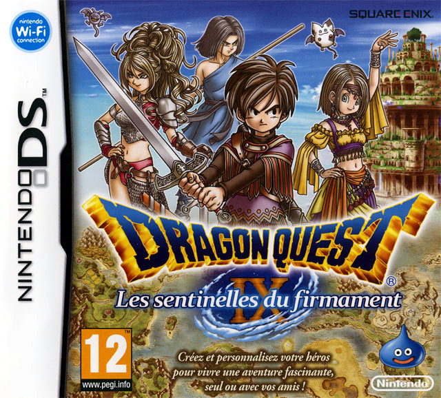 [FT] Dragon Quest IX : Les Sentinelles du Firmament [DS]