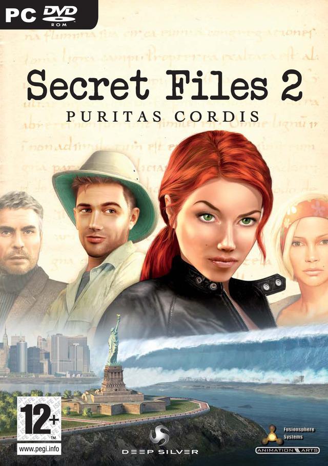 Secret files 2 puritas cordis strategy guide