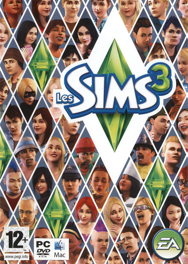 Les Sims 3 + Patch 1.33 + Crack 1.33 [PC]-[FRENCH] [MULTI]