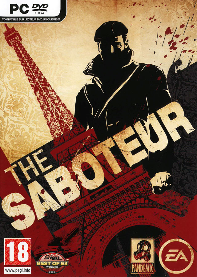 The Saboteur PC [MULTiLANGUES | PC | PAL] | Multi Liens
