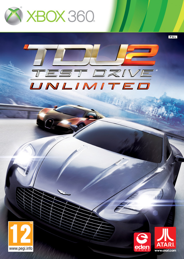 Test Drive Unlimited 2 [XBOX360]
