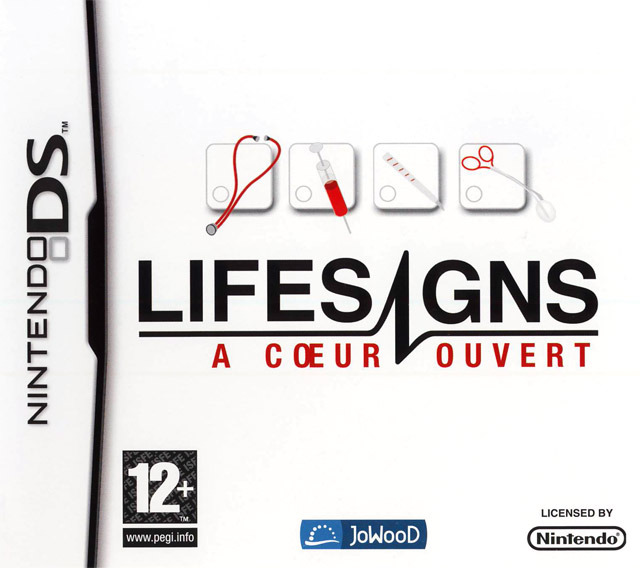 Lifesigns : A Coeur Ouvert DS