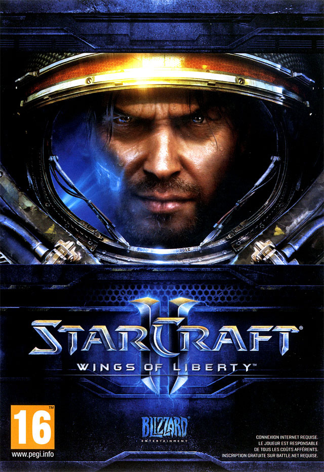 Starcraft II : Wings of Liberty[UD]