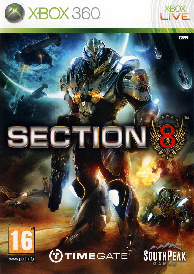 Section 8 [XBOX 360]