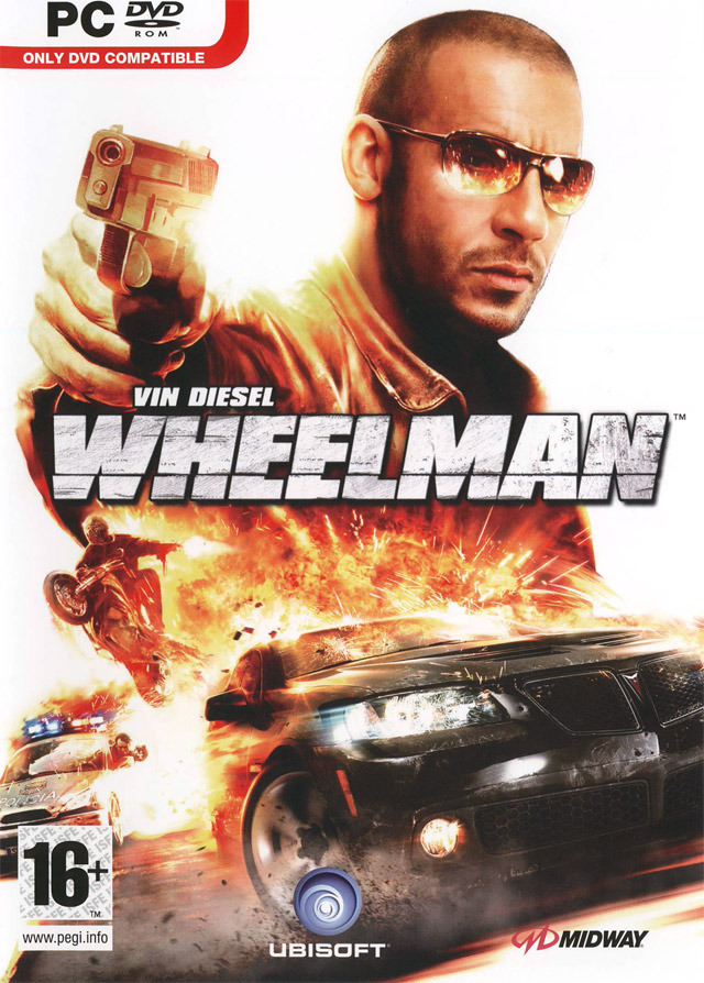 Wheelman  [PC]