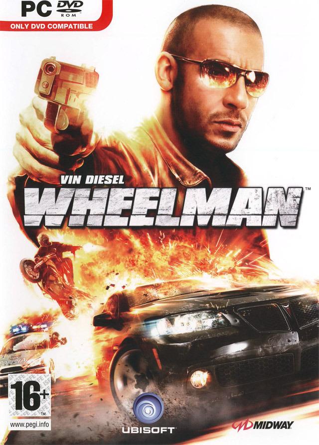Wheelman  [PC]  [UL]