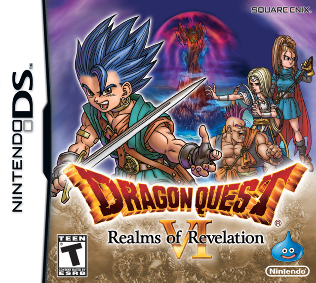 Dragon Quest VI : Realms of Revelation  version patch [Multi 3 FR-US-ES] [FS]