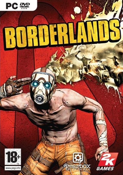 Borderlands PC(1 Lien)