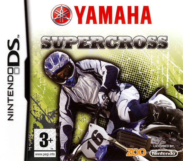 Yamaha Supercross Ds