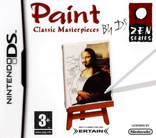 Paint by DS : Classical Masterpieces