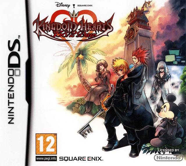 Test de Kingdom Hearts 358:2 Days Jaquette-kingdom-hearts-358-2-days-nintendo-ds-cover-avant-g