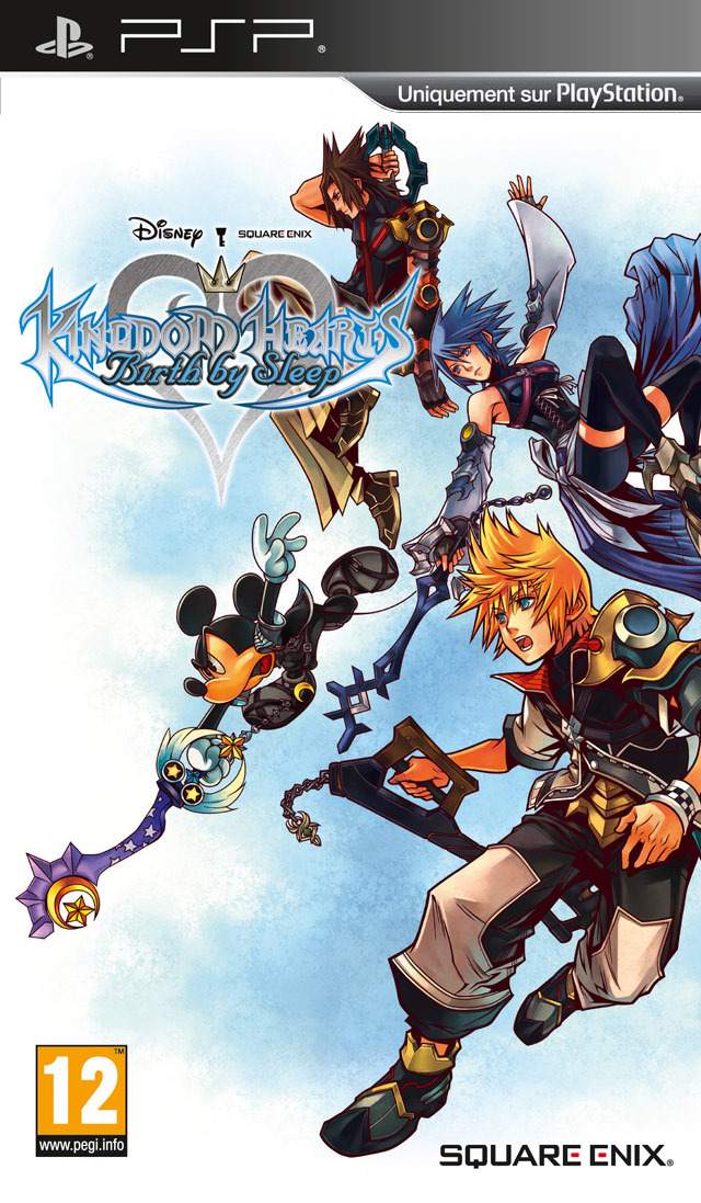Kingdom Hearts : Birth by Sleep [PSP]