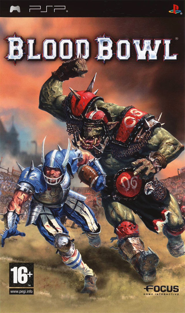 [Mu] [PSP] Blood Bowl