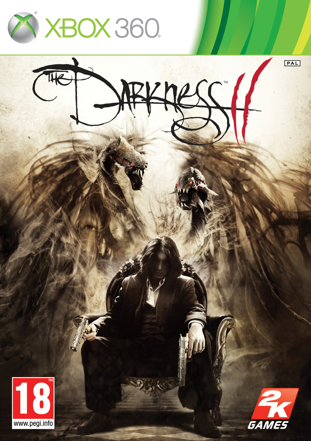 THE DARKNESS 2 XBOX360 (exclue) [DF]