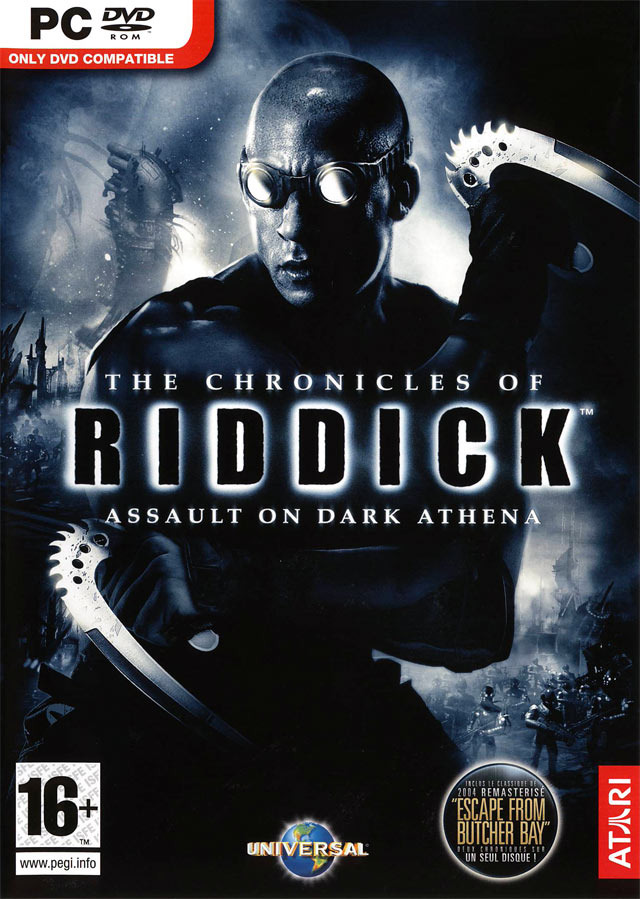 The Chronicles of Riddick Gold v1.0.0.1 (2009/MULTi2/RePack by R.G.REVOLUTiON)