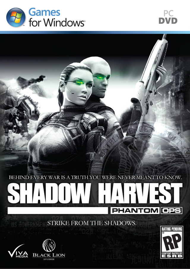 Shadow Harvest : Phantom Ops