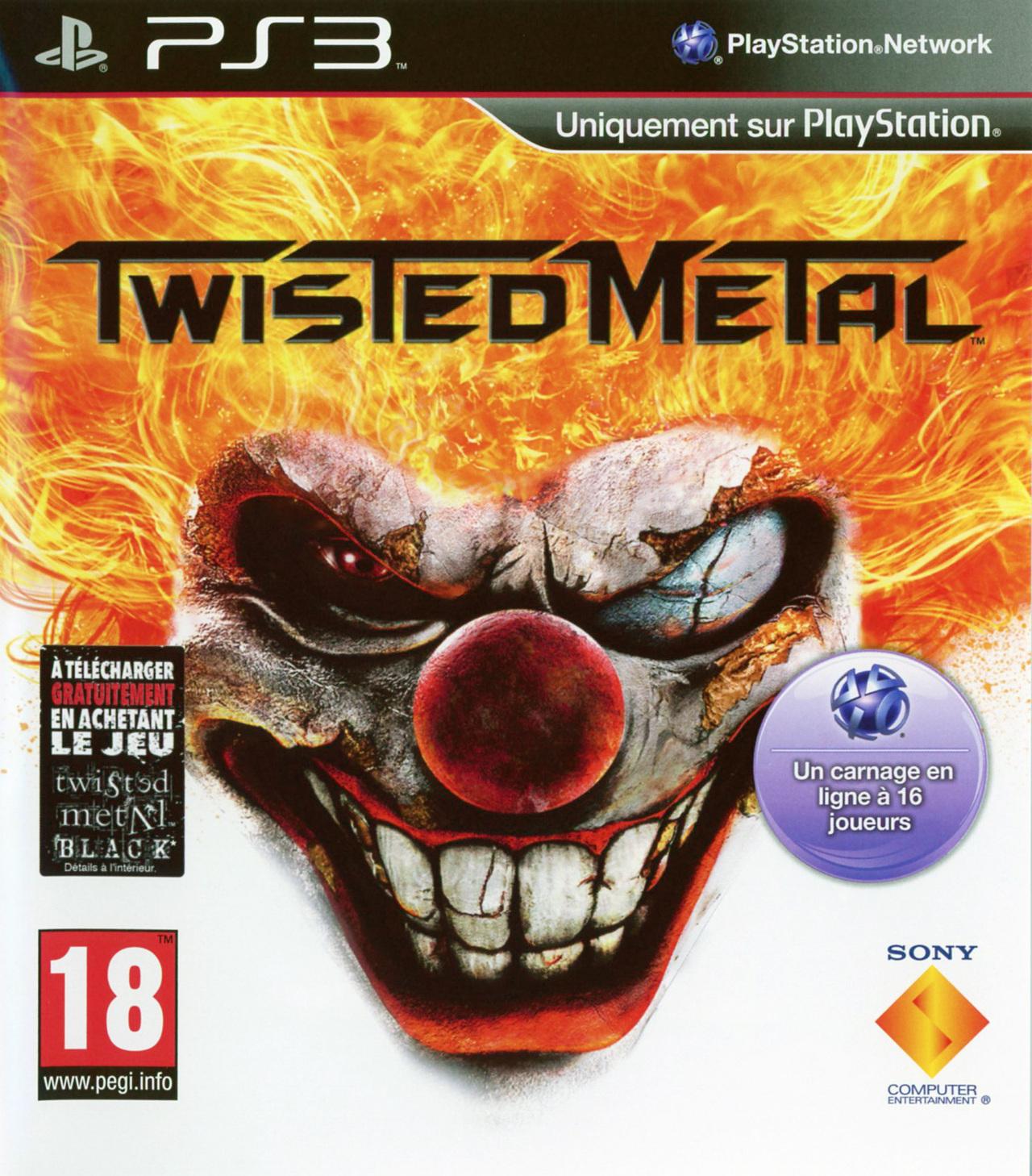 Twisted Metal sur PlayStation 3 - jeuxvideo.com