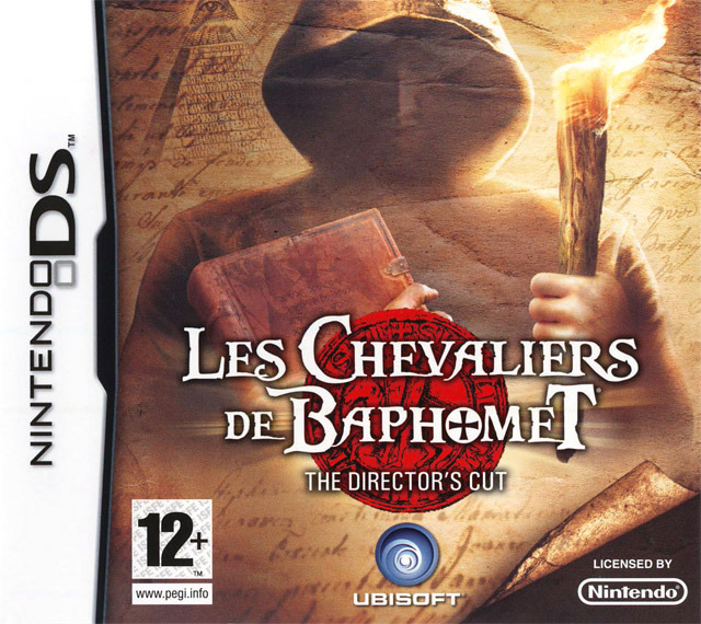 large].: Les Chevaliers de Baphomet : The Director's Cut :.[/large]