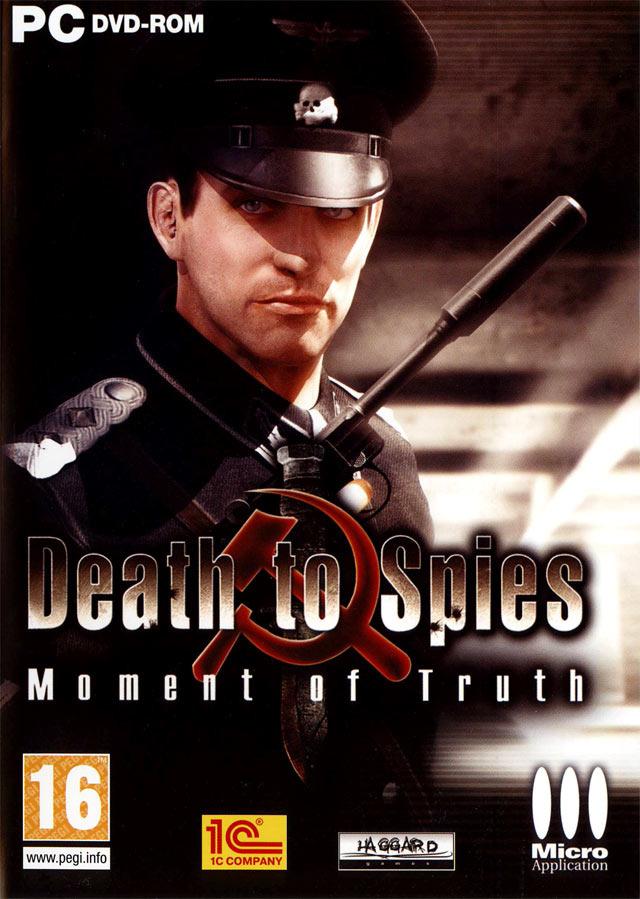 لعبة Death To Spies Moment Of Truth