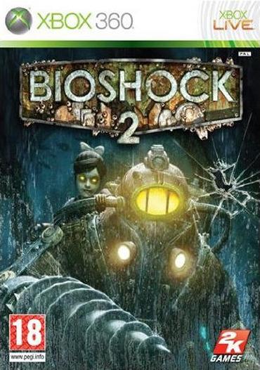 Xbox 360 [ReUp] Bioshock 2 [RF]