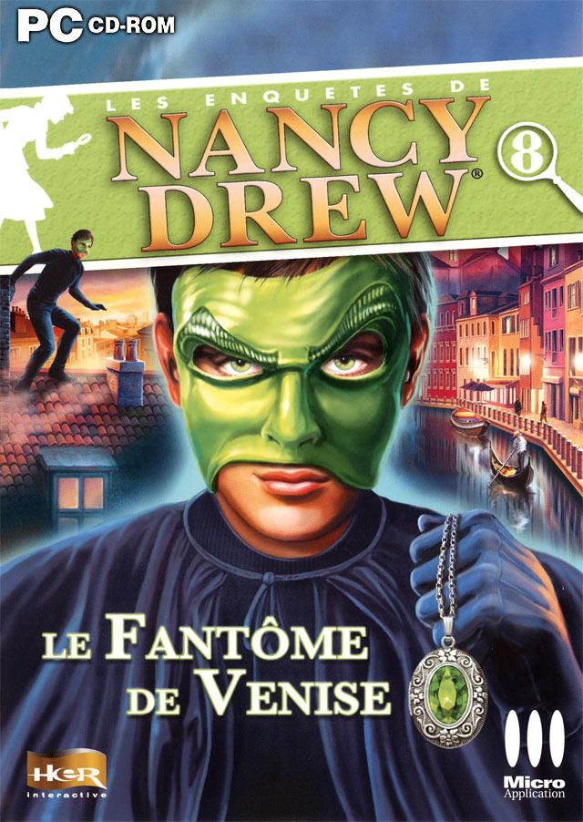 [HF] Nancy Drew Le fant??me de Venise [EXCLU]