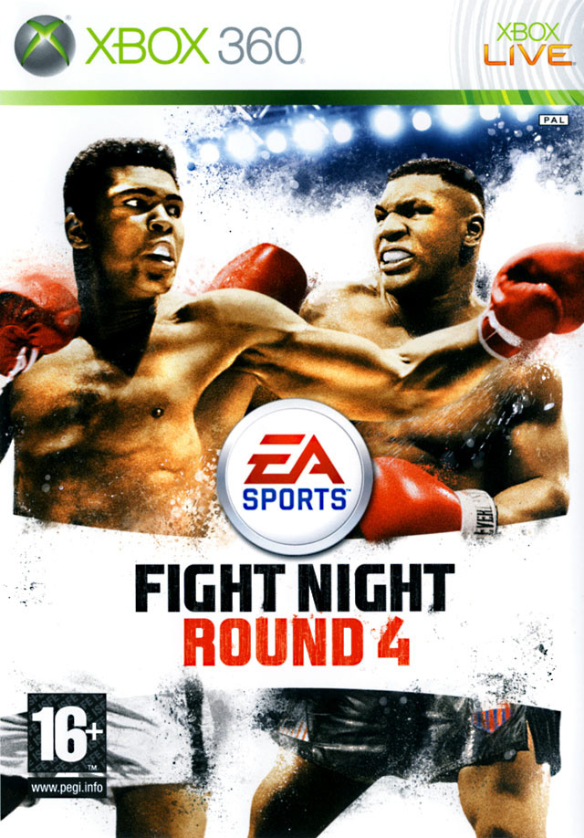 fight night round 4 sur xbox 360. Black Bedroom Furniture Sets. Home Design Ideas