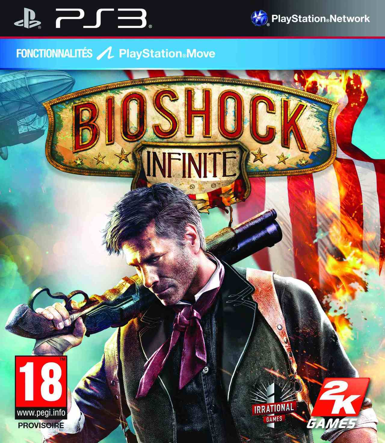 [Multi] Bioshock Infinite PS3