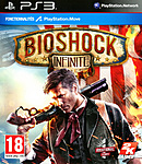 Jaquette Bioshock Infinite - PlayStation 3
