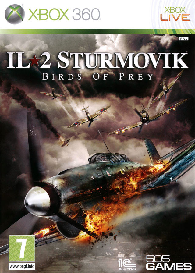 .com IL-2 Sturmovik : Birds of Prey - Xbox 360 Image 1 sur 553