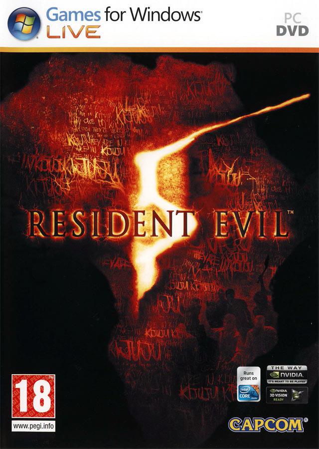 Resident Evil 5   Reloaded   (www Quebec team Net) preview 0
