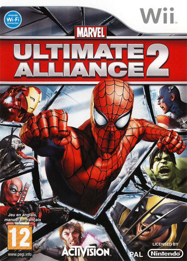 Marvel  Ultimate Alliance 2 (USA) (NTSC-U) [FS]