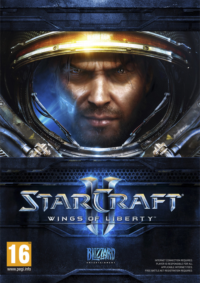 Images Starcraft II : Wings of Liberty Mac - 1