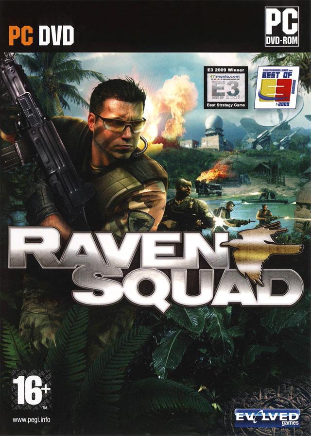 الحربية Raven Squad jaquette-raven-squad