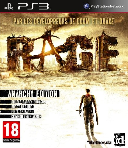 [MULTI] Rage READ NFO PS3-CHARGED