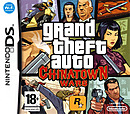 Jaquette Grand Theft Auto : Chinatown Wars - Nintendo DS