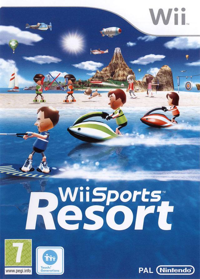 Wii Sports Resort v1.01 USA Wii [FS]
