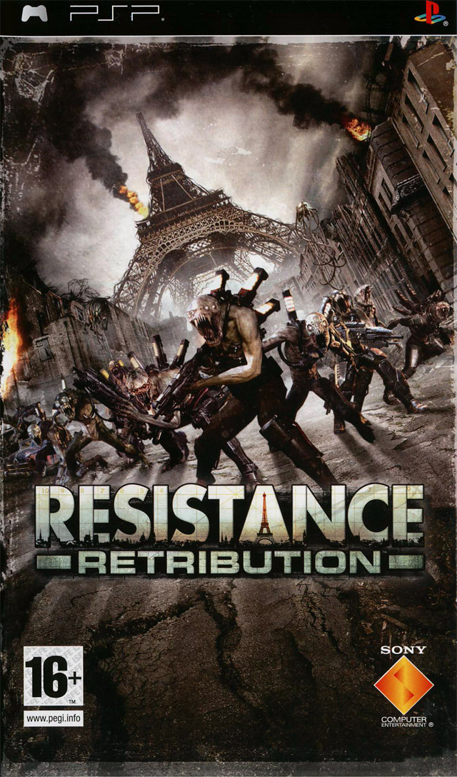 Resistance Retribution  | FRENCH | [FS]