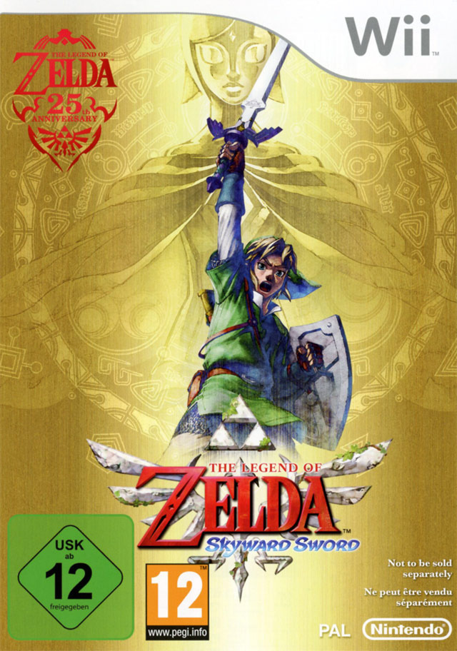 The Legend Of Zelda : Skyward Sword PAL WII | Megaupload Multi Lien