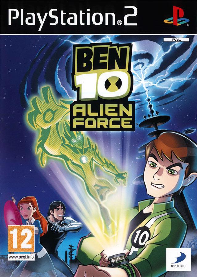 Ben 10 alien force sur playstation 2 - Jeux info ben 10 ...