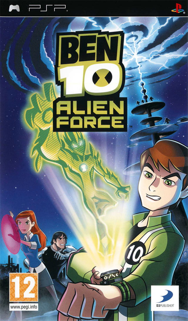 [Mu] [PSP] Ben 10 Alien Force