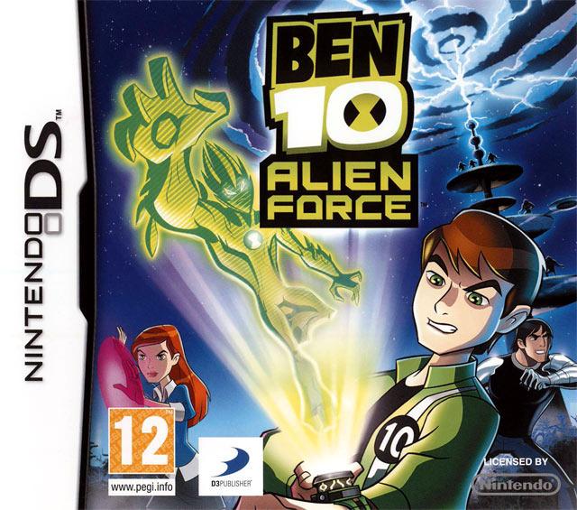 Ben 10 alien force sur nintendo ds - Jeux ben 10 info ...