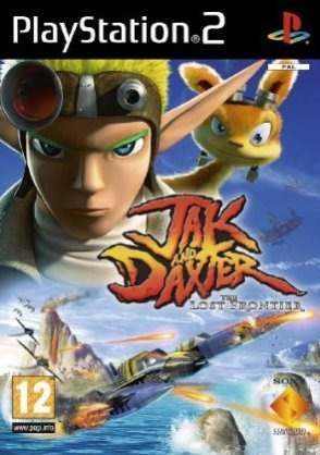 HILO OFICIAL] Jak and Daxter: The Lost Frontier