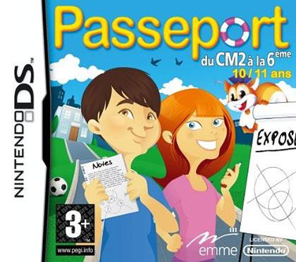 Passeport : du CM2 a la 6eme DS