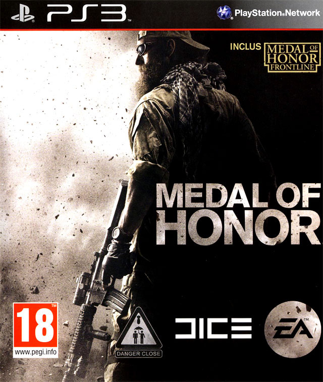 [MULTI] Medal Of Honor Limited Edition USA JB PS3-iCON